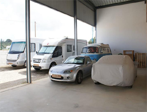 Car Storage Algarve
